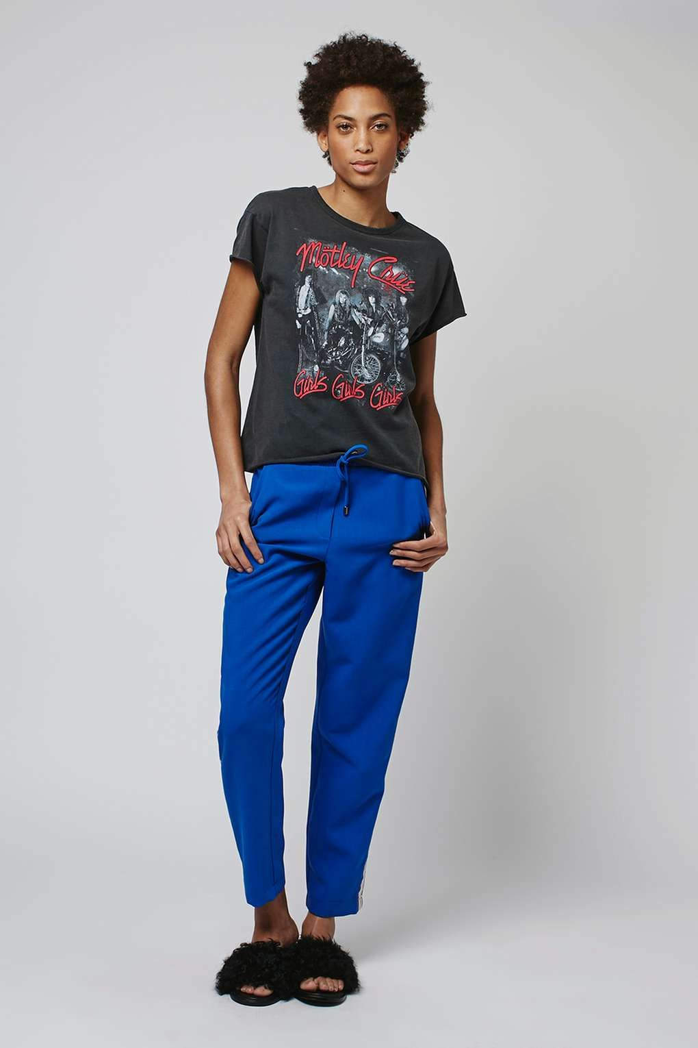 Motley Cru Tee by And Finally