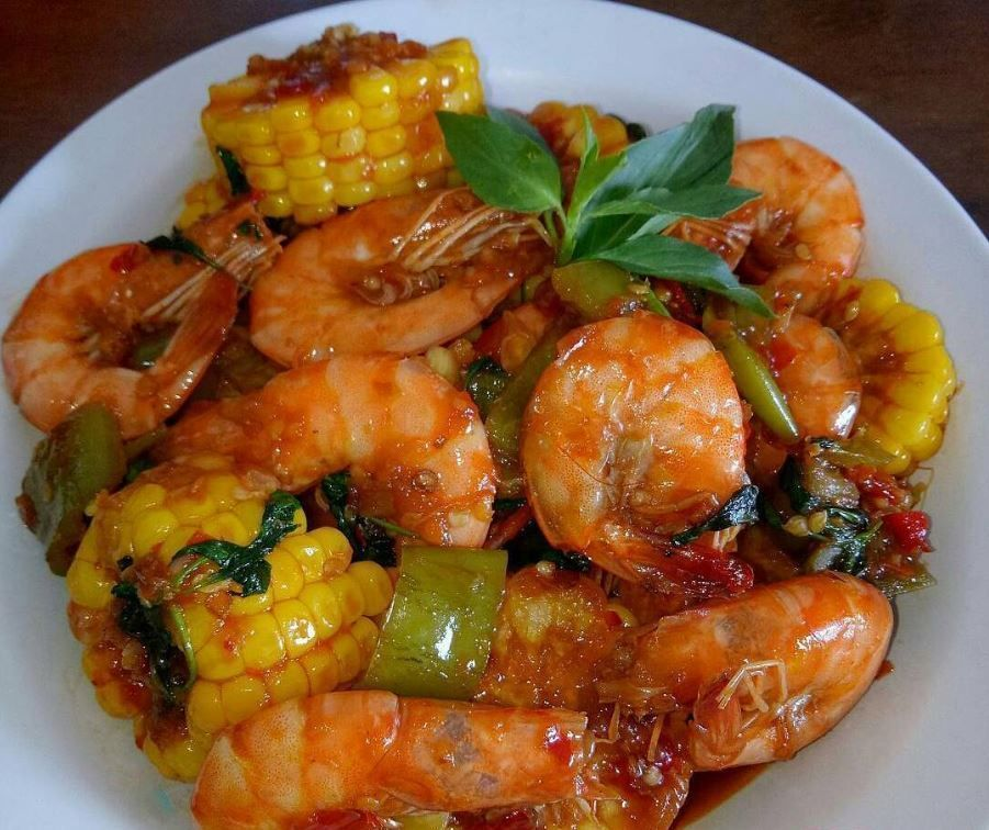 Resep Masakan Udang Jagung Saus Padang Enak Dan Sederhana Iniresep Com Resep Resep Masakan Resep Udang Masakan
