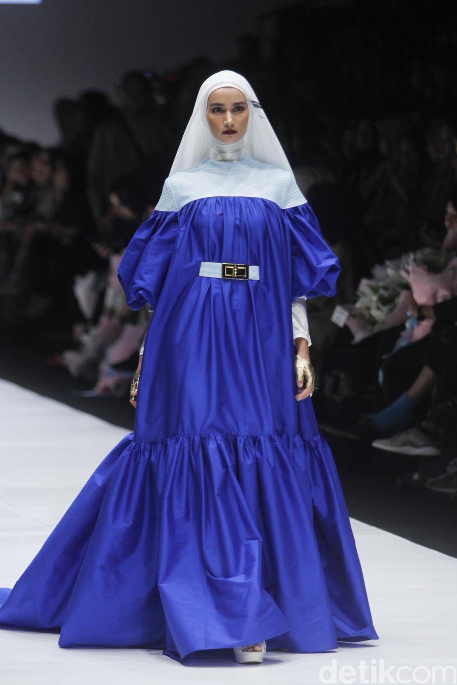 Desainer Norma Hauri terinspirasi Jakarta sebagai kota urban