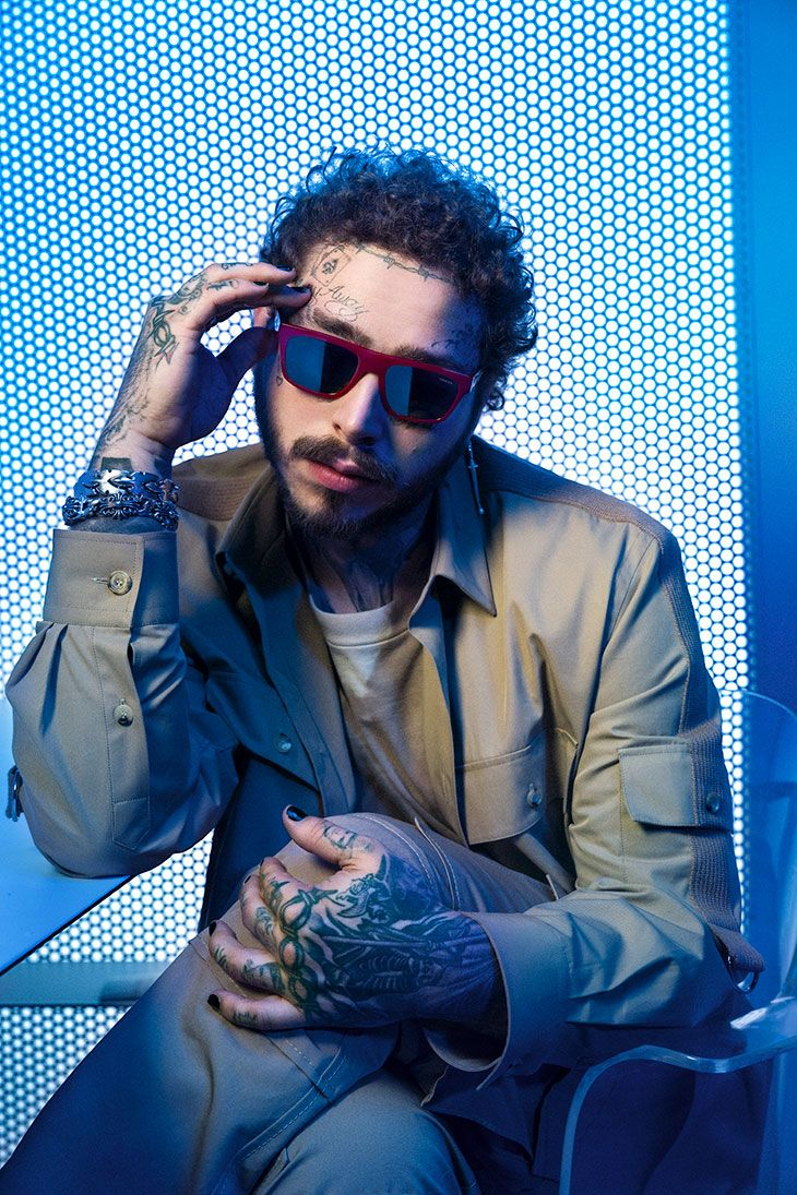 Post Malone and Arnette Launch Third Chapter of Th
