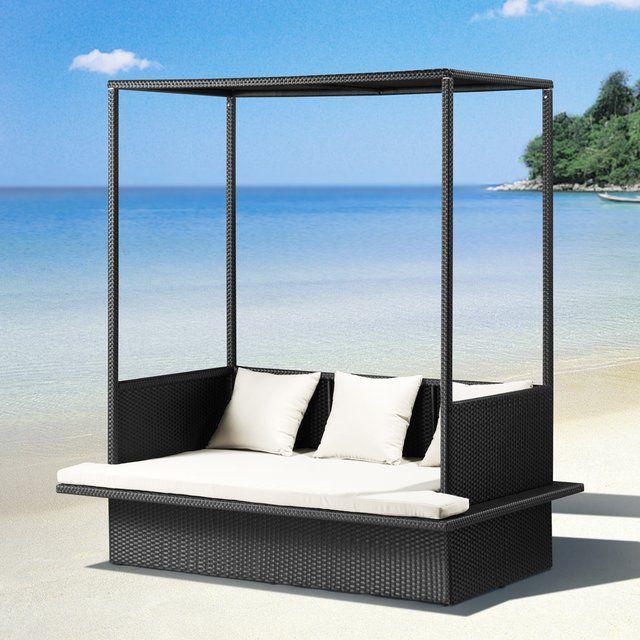Maui Outdoor Bed Modern