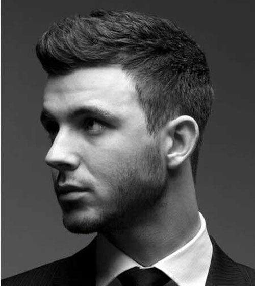 Elegant 21 Professional Hairstyles For Men