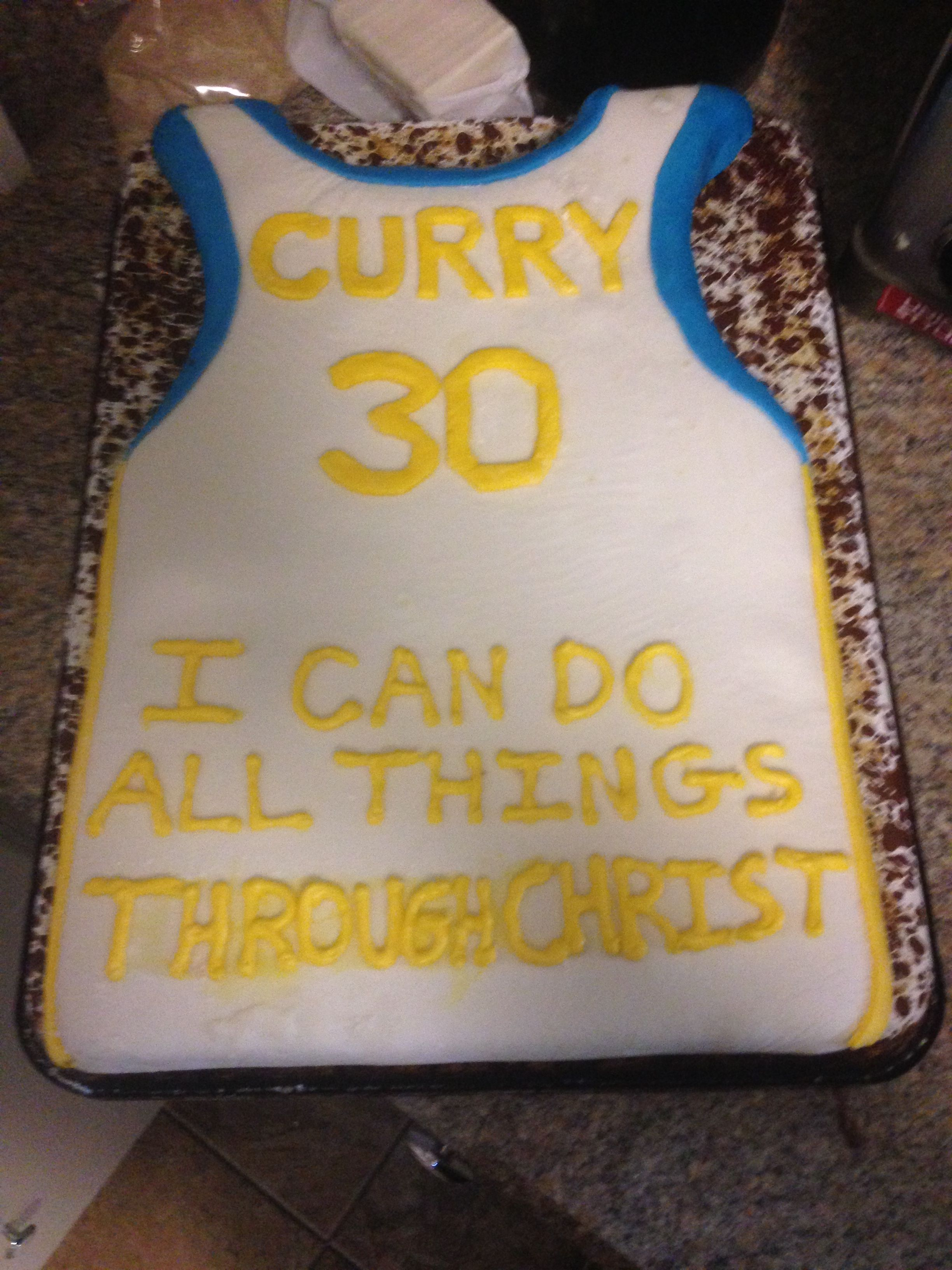 My Birthday Cake My Sister Made Curry All The Way Pinterest