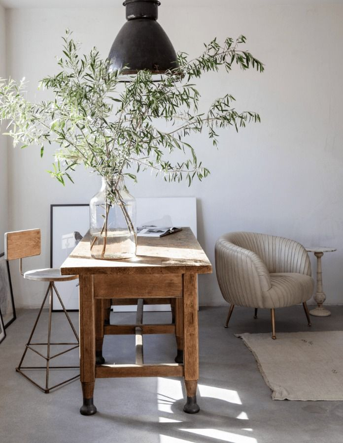 Photo of Leanne Ford's Modern Rustic Warm Minimalism: Ideas to Get the Look – Hello Lovely