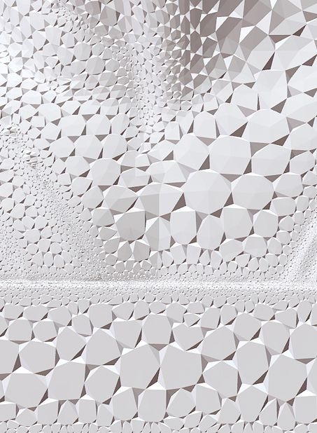 White Wall Facet Design \u2022 W A L L \u2022 C A N D Y\u2022 in 2019 Texture