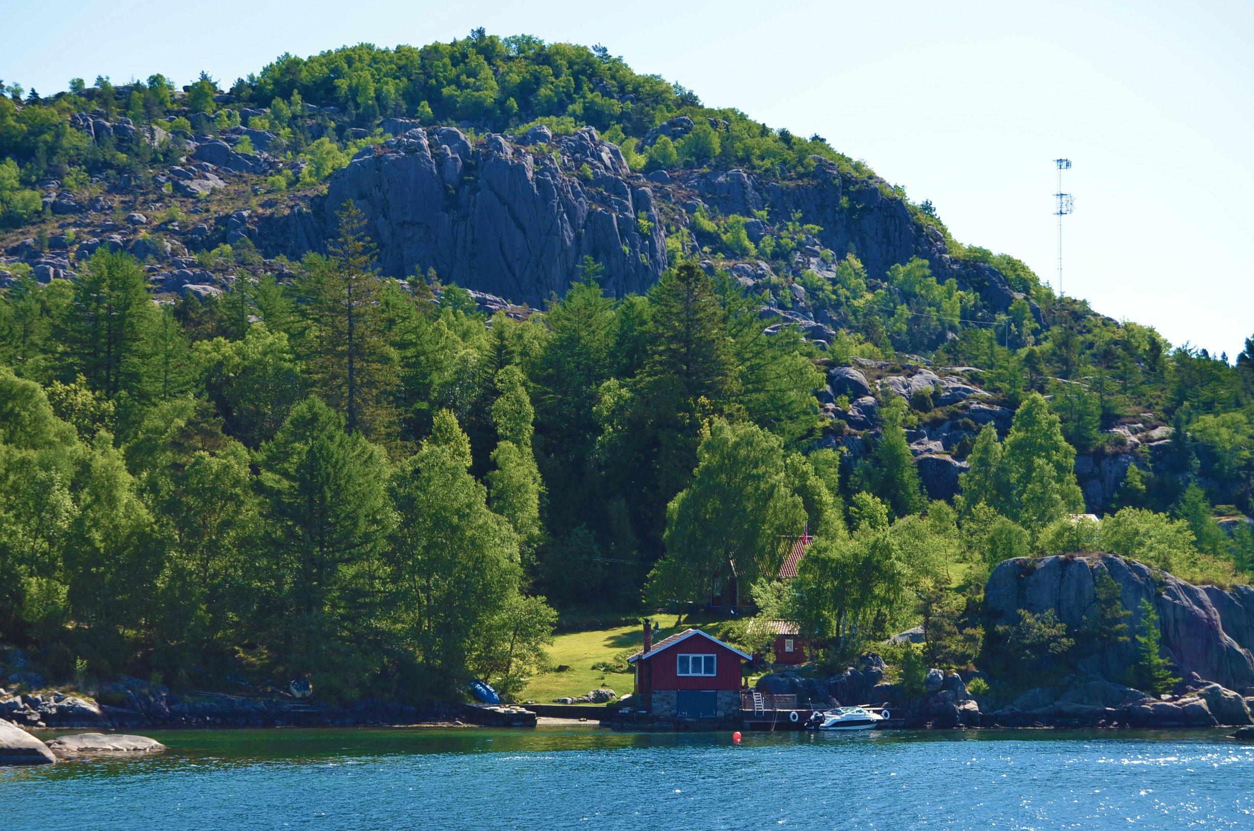 Preikestolen, Púlpito Stavanger