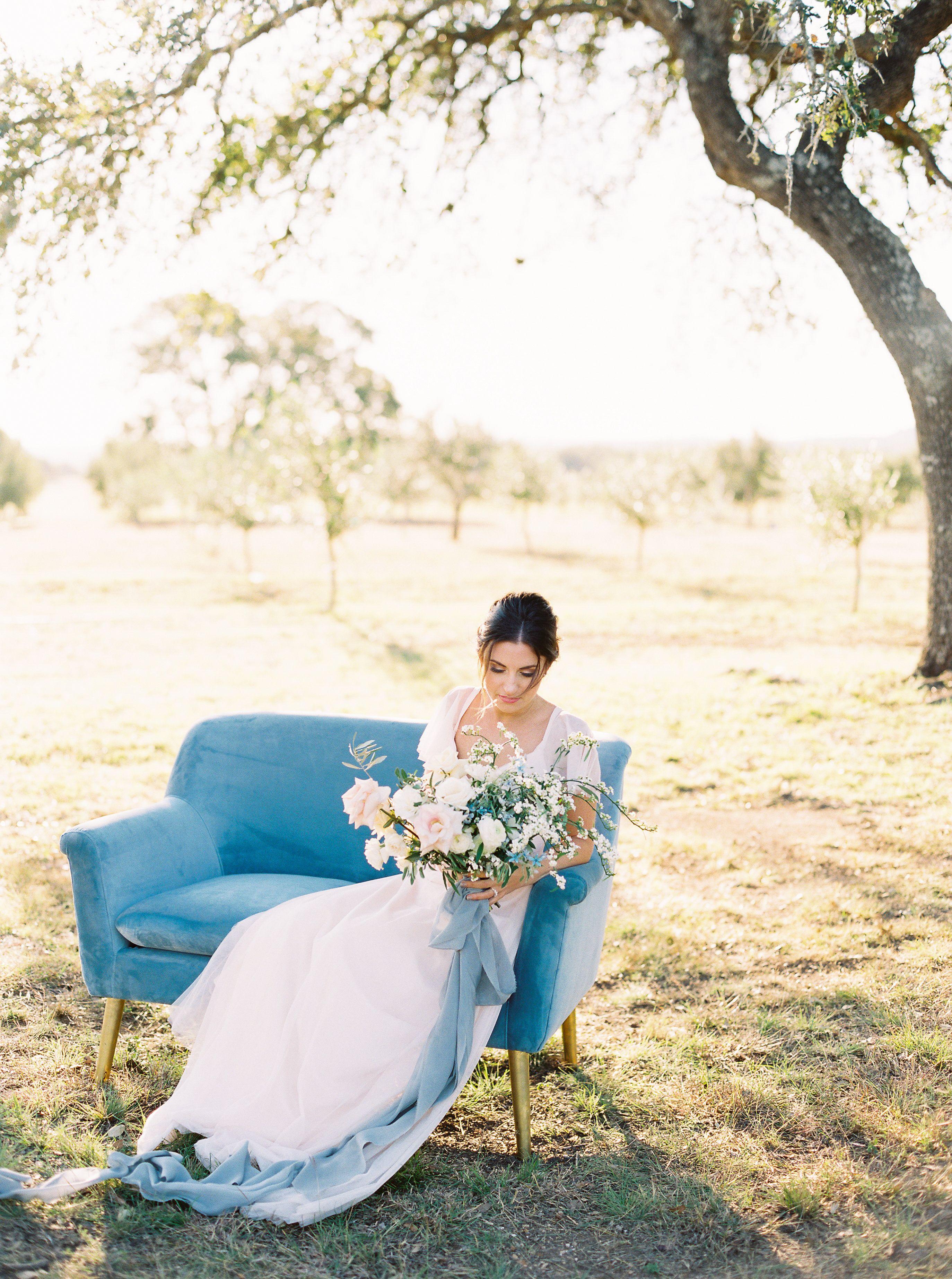 Wedding rental wedding sofa bridal shots handmade sips and