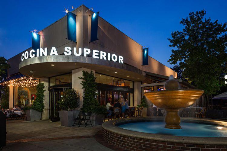 The Fantastic Cocina Superior Restaurant At Brookwood Village In Birmingham Homewood Alabama House In The Woods Homewood Alabama House Styles