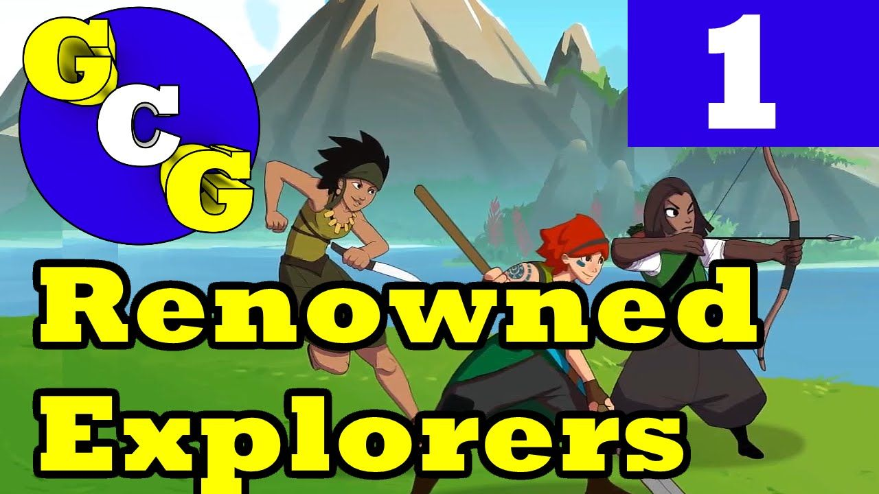 Renowned Explorers - Season 5 Episode 1 - Here We Go Again! https://www.youtube.com/watch?v=OZ8g77ctKqA&list=PLyj9o-jOVyzRKWu24DjQfG9C3lHKkK2_j&index=19 Subscribe instantly by visiting our new website: goodcleangaming.com