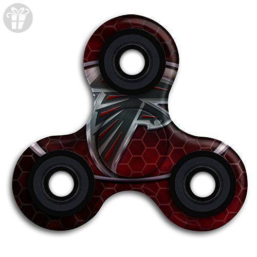 Atlanta Falcons EDC Tri Fid Spinner Hand Spinner Finger Spinner