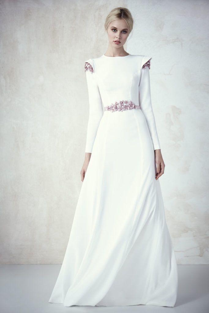 vestidos de novia de rubén hernandez | wedding 2018 | vestidos de