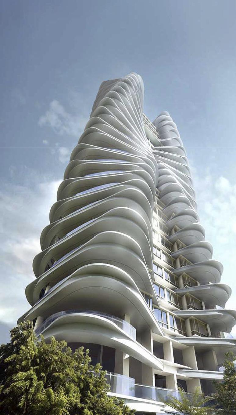 Ferrell Residences   Iconic Architecture
