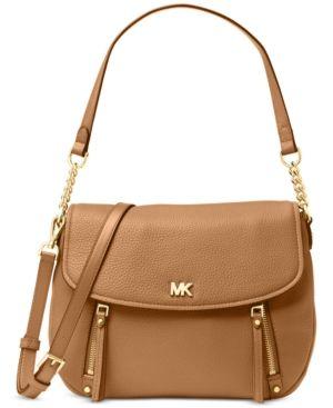 84a1be583572 Michael Michael Kors Evie Shoulder Bag - Brown