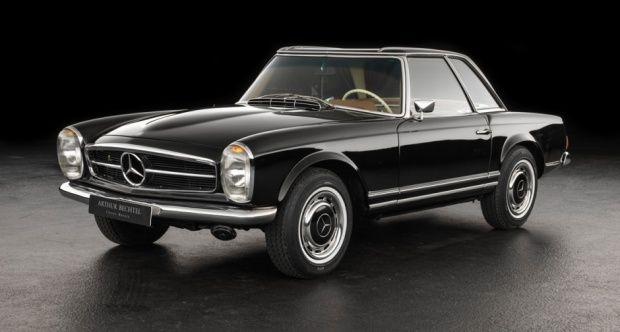 1970 Mercedes-Benz SL Pagode - 280 SL