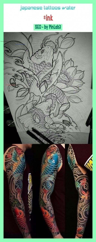Japanese tattoos water ink blog seo trending. japanese