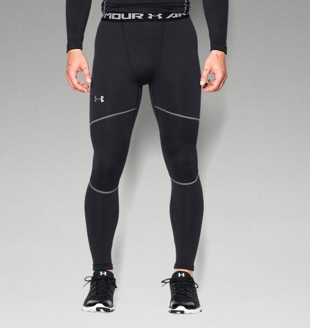 Men's UA ColdGear® Armour® Stretch Leggings   Under Armour US
