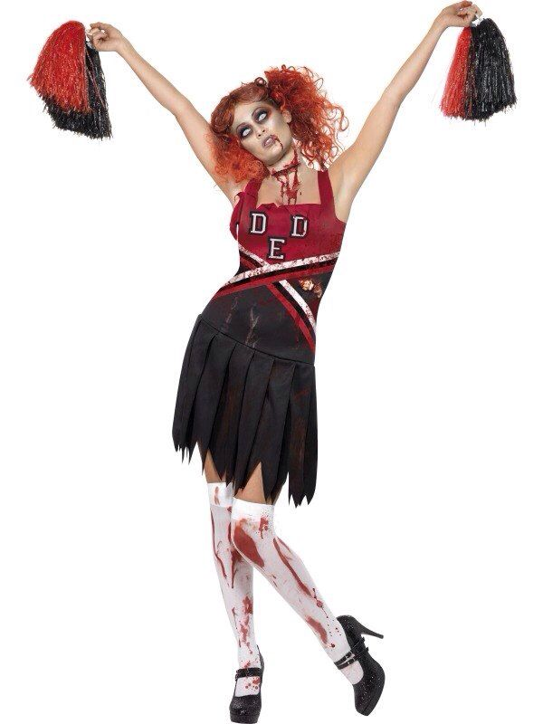 Dead Cheerleader | Halloween Costumes | Pinterest | Creepy ...