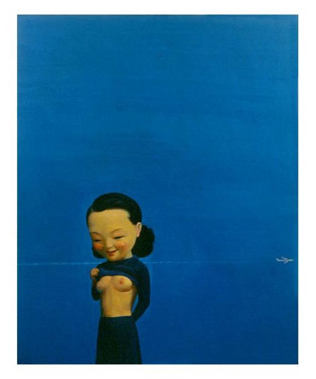 Liu Ye #contemporaryart #contemporary #art #china