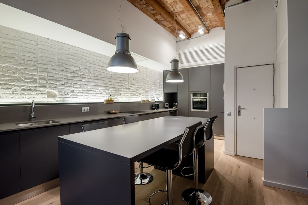 Una Campana de Novy en el Diseño de una Cocina Acogedora | Sants ...