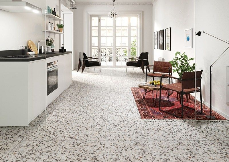 Trend Watch Terrazzo Terrazzo Tile Terrazzo Flooring