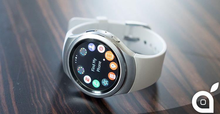 Samsung starebbe lavorando ad una companion app del Gear S2 per iPhone