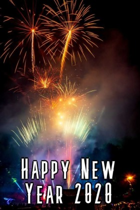 Happy New Year 2020 Most Popular Images Wishes Quotes Greetings Happyshappy India Happy New Year Images Happy New Year Photo Happy New Year Pictures