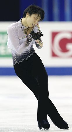 羽生初優勝、福岡でGPファイナル  http://kyushu.yomiuri.co.jp/news/national/20131207-OYS1T00351.htm?from=ranking