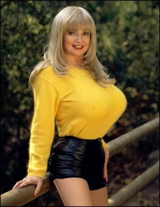 Kathi somers in yellow dress