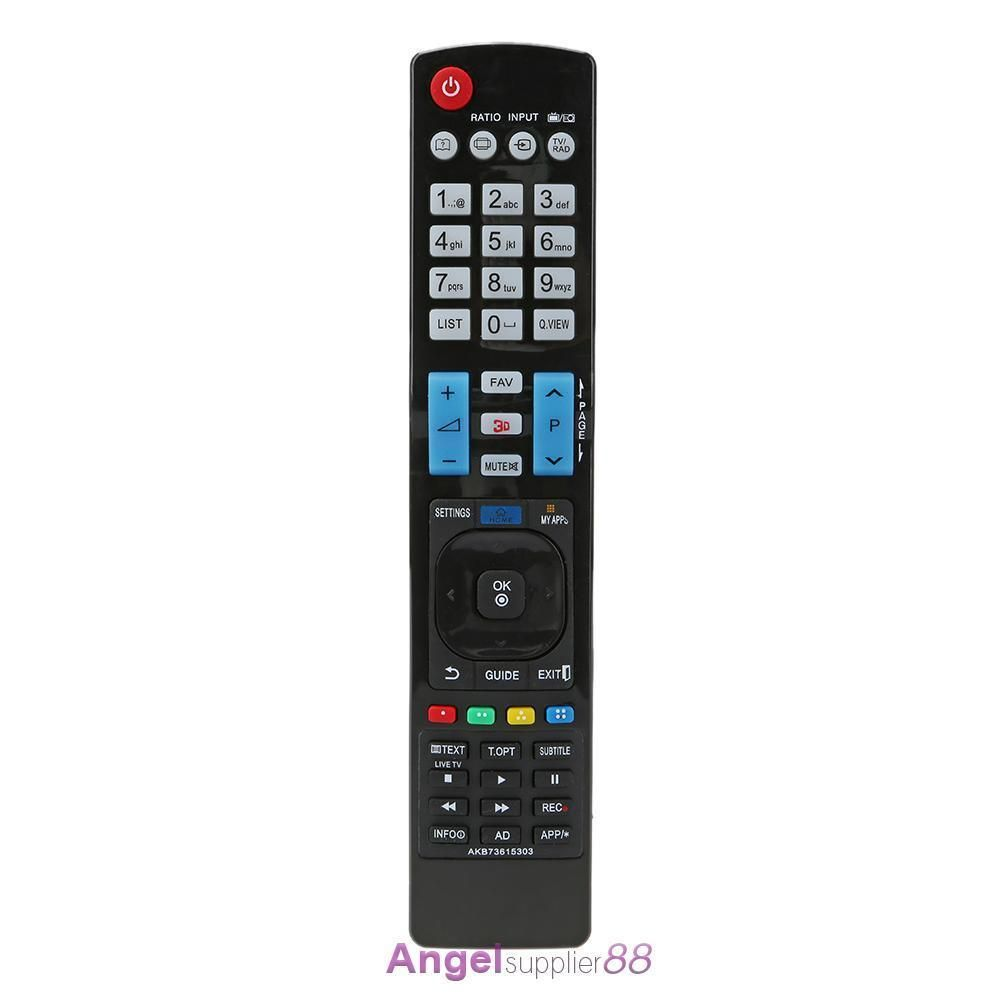 7.52 AUD Replacement For Lg Akb73615303 3D Tv Remote
