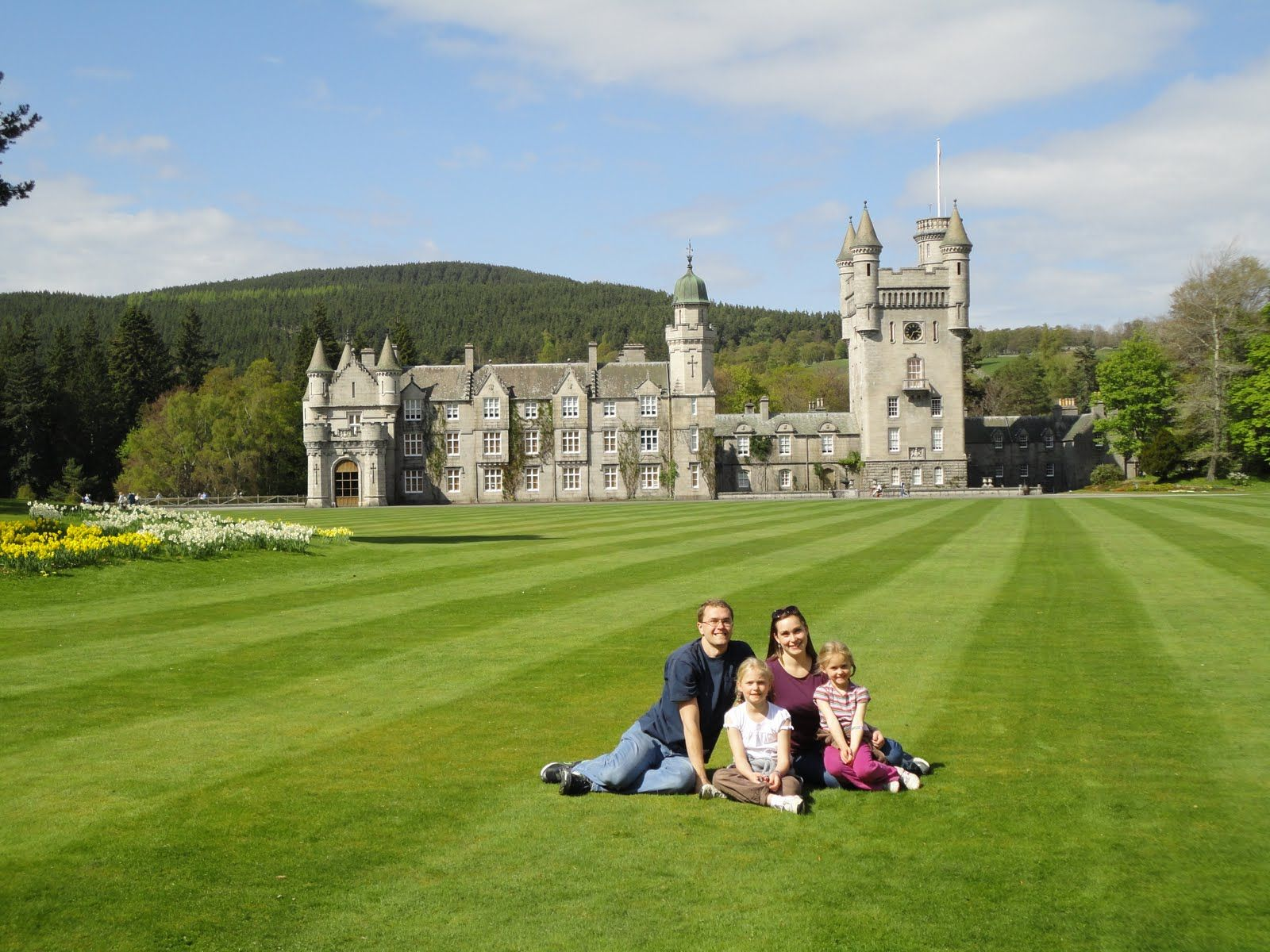 Balmoral Castle Scotland Photos Balmoral Is The Royal