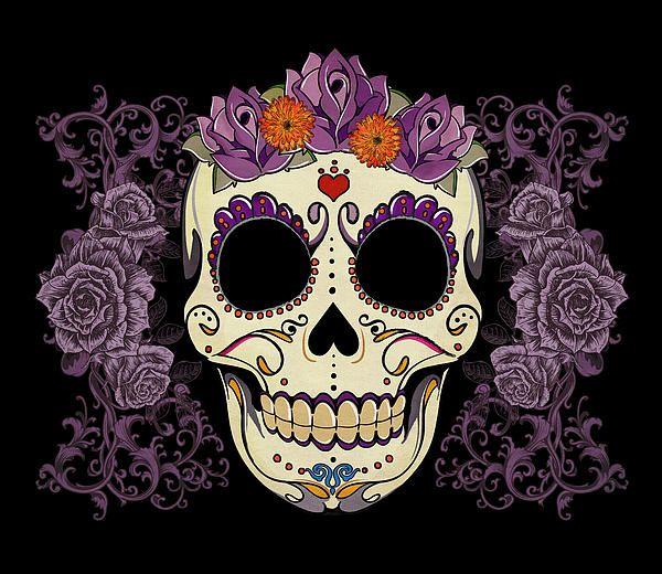 More Sugar Skull ♥