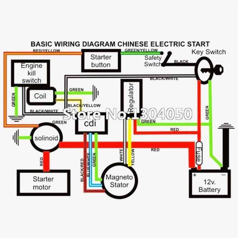 [WLLP_2054]   Unique Wiring Diagram For Chinese 110cc Atv Wiring Diagram Chinese Atv Wiring  Diagrams Roketa 11… | Electrical diagram, Motorcycle wiring, Electrical  wiring diagram | Kart Roketa 110cc Wiring Diagram |  | Pinterest