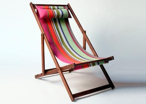 Beau Classic British Deck Chairs Go West Coast Chic | Vancouver, Canada |  Straight.com
