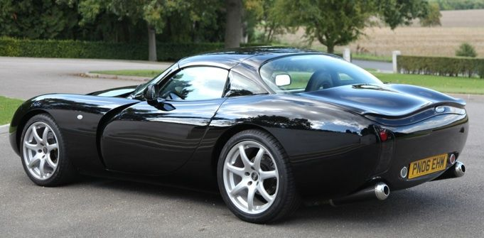 2006 Tvr Tuscan 2 Rear Cool Cars In 2018 Pinterest Cars