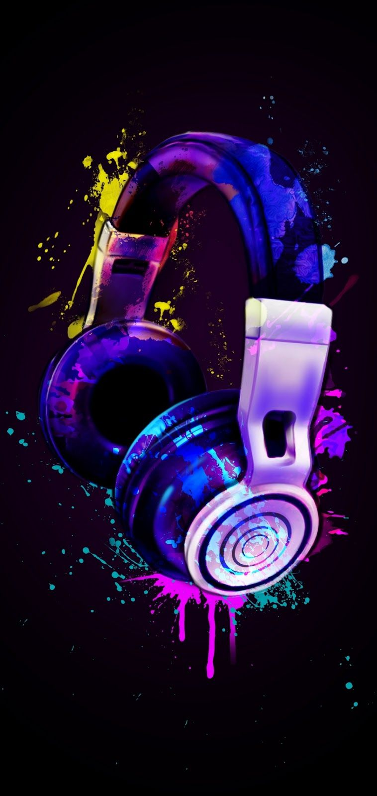 Exclusive Wallpaper Music Hd Ddwallpaper Music Wallpaper Neon Wallpaper Graffiti Wallpaper