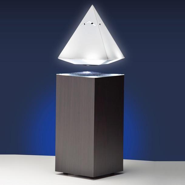 The New Levitating Lamp