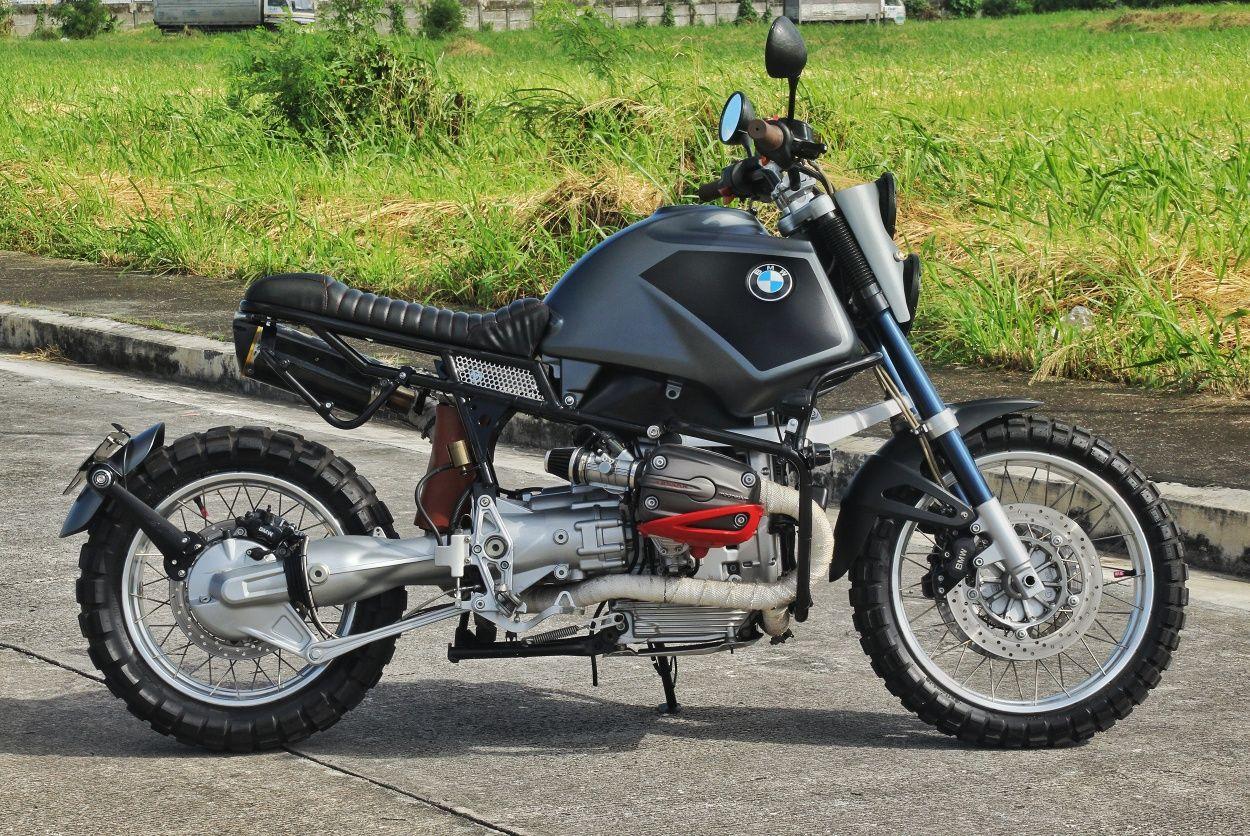 Bmw R1150gs Scrambler By Iron Macchina Customs Con Imagenes Motos