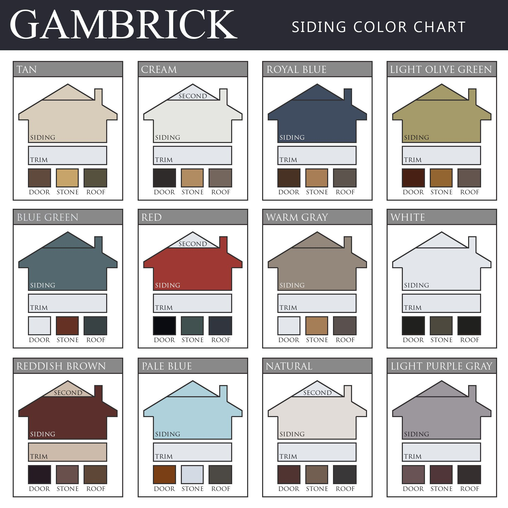 Vinyl Siding Color Combinations With Images Exterior Vinyl