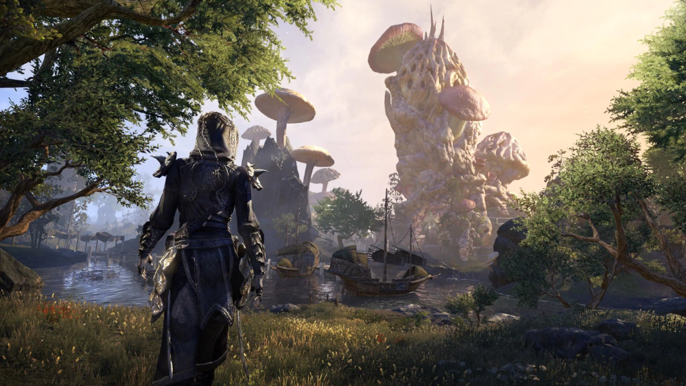 Eso Morrowind Introduction To Vvardenfell The Elder Scrolls Online Elder Scrolls Online Elder Scrolls Elder Scrolls Morrowind