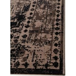 Photo of benuta Classic Teppich Antique Schwarz/Grau 160×230 cm – Vintage Teppich im Used-Look