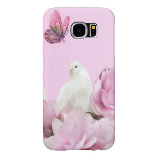 Peonies Samsung Galaxy S6 Cases