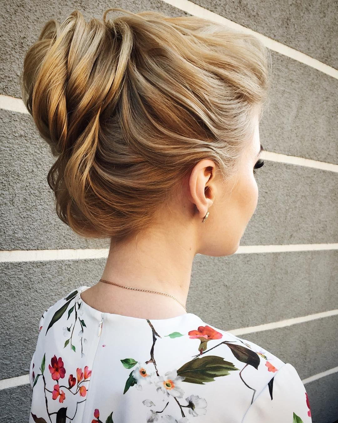 Hairstyle inspiration : Lena Bogucharskaya