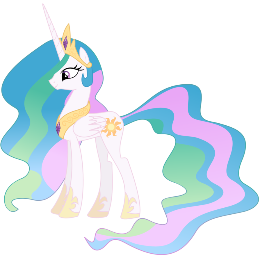 Plain Celestia My Little Pony Princess My Little Pony Twilight My Little Pony List