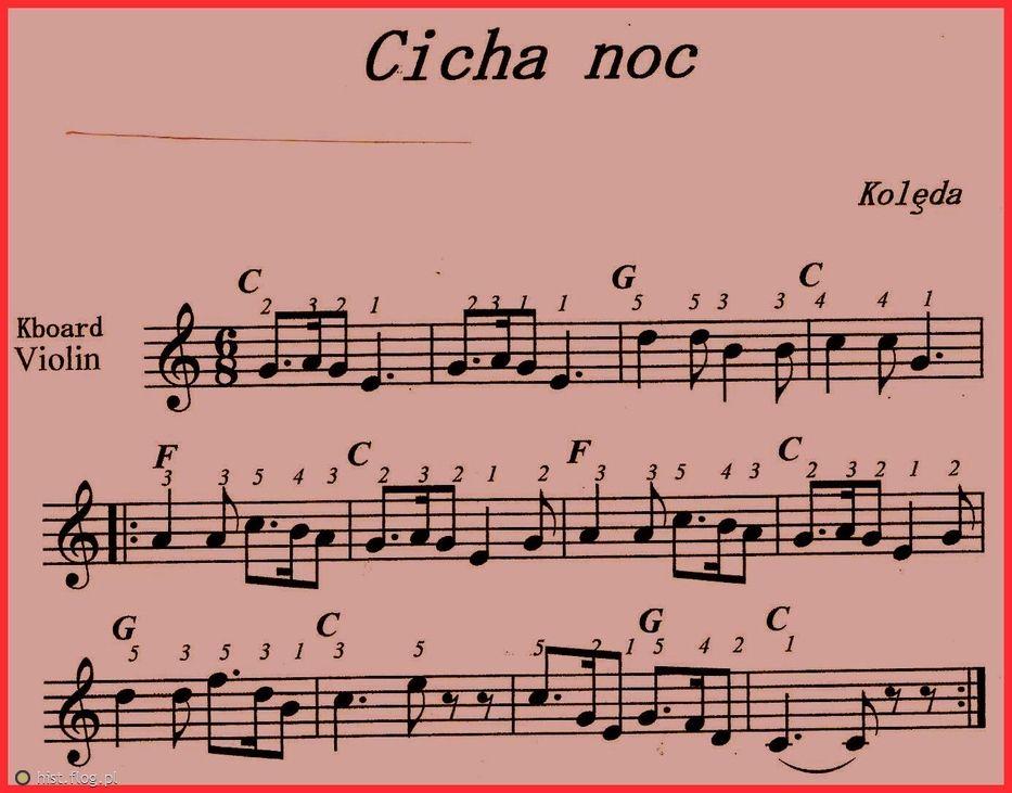 Koledy Cicha Noc Tekst Piosenki Teksciory Pl Christmas Scenery Christmas Scenes Christmas Diamonds