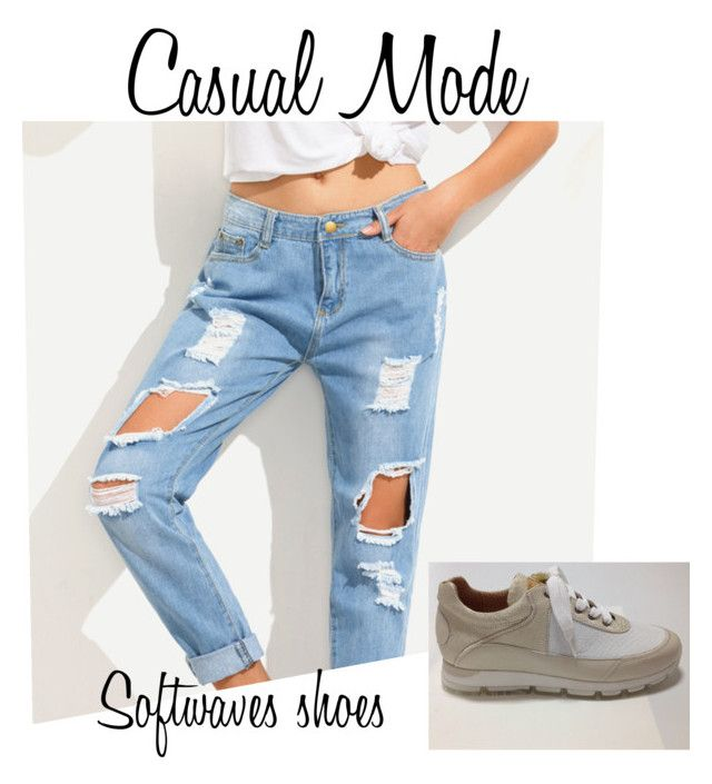 Casual Mode by sandra-marta-sousa on Polyvore featuring polyvore, fashion, style and clothing