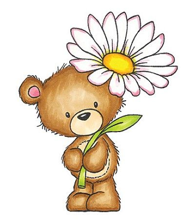 Teddy Bear Drawings Clip Art