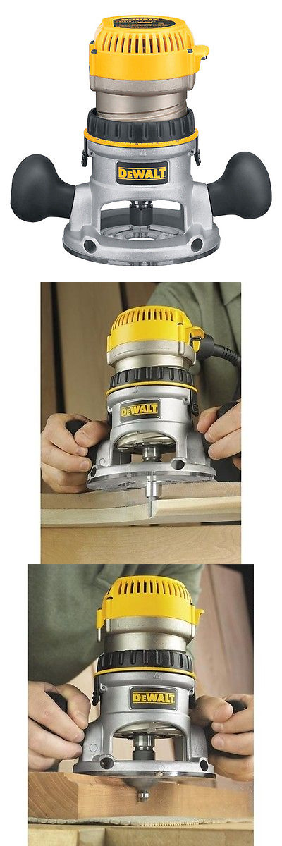 Routers 122829 dewalt dw616 175hp fixed base woodworking router routers 122829 dewalt dw616 175hp fixed base woodworking router buy it now greentooth Gallery