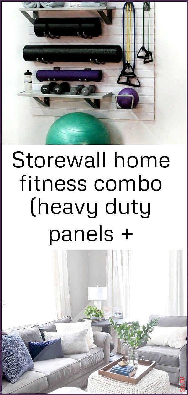 Storewall home fitness combo heavy duty panels  accessories 7 Storewall home fitness combo heavy dut...