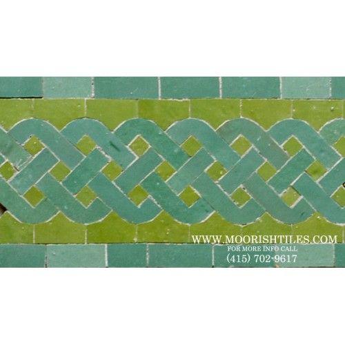 moroccan tile redwood city | pool tiles | pinterest, Wohnzimmer design
