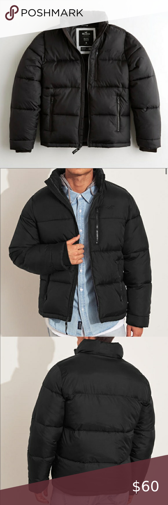 Men S Black Puffer Jacket The North Face Dupe Black Puffer Jacket Black Puffer Jackets [ 1740 x 580 Pixel ]